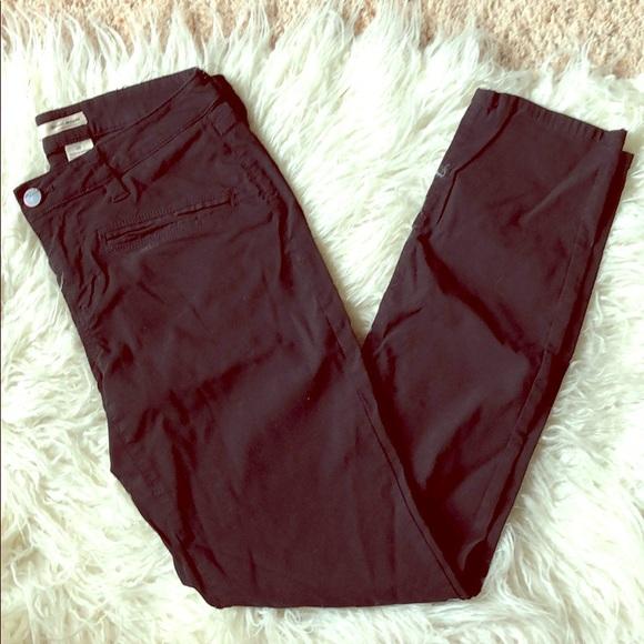 Dkny Pants Skinny Leg Black Dress Poshmark